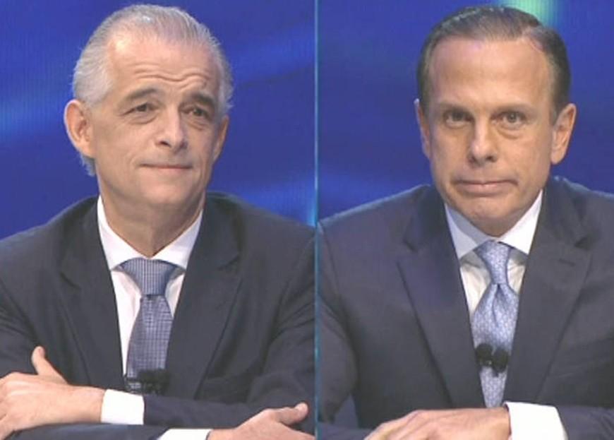 França x Doria: Eleições 2018