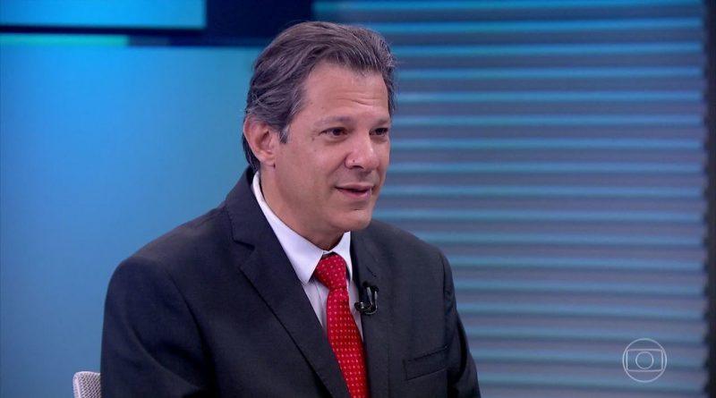 Datafolha: Bolsonaro com 59% e Haddad com 41%