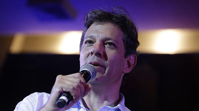 Ibope: Bolsonaro com 59% e Haddad com 41% dos votos válidos