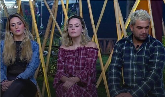 A Fazenda 2018: quem ganhou a prova do Fazendeiro? Ana Paula, Nadja ou Evandro?