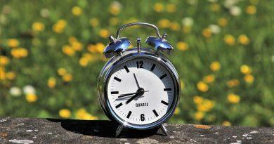 Governo mantém início do horário de verão para 4 de novembro