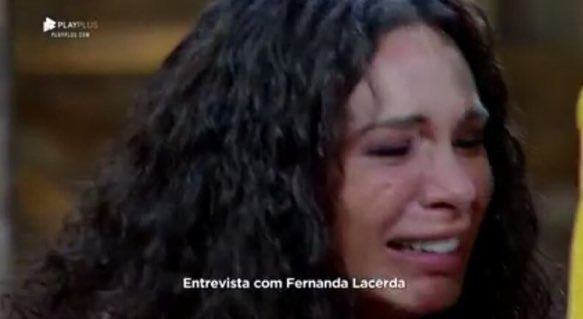 Fernanda, eliminada com rejeição histórica em A Fazenda 10, fala sobre torcida de Nadja: 'Sem noção'
