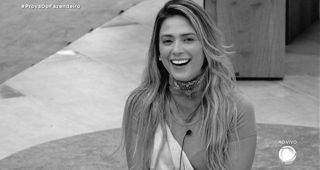 Nadja dá entrevista após ser expulsa de A Fazenda: 'Não sei quem é meu amigo lá dentro'
