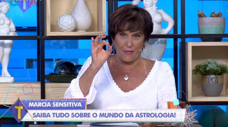 Vidente Márcia Fernandes faz previsões para famosos em 2019