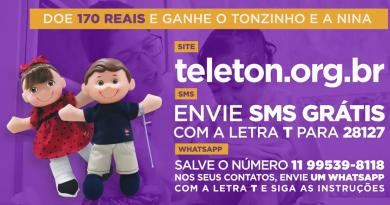 Teleton 2018: como ganhar Tonzinho ou Nina