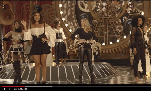 Assista ao vídeo de fim de ano da Globo