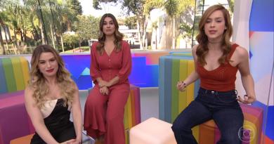 Fernanda Keulla e Vivian Amorim saem do Vídeo Show; saiba o motivo