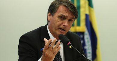Brasília - Conselho de Ética rejeita processo contra o deputado Jair Bolsonaro, por elogiar Brilhante Ustra (Fabio Rodrigues Pozzebom/Agência Brasil)