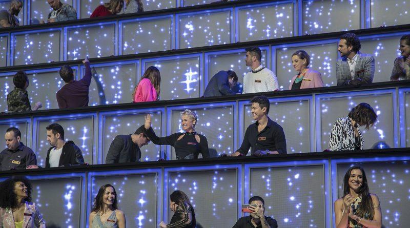 Canta Comigo Especial de Fim de Ano: dia, horário, jurados e participantes Crédito das fotos: Edu Moraes/Record TV