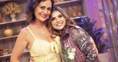Aline Barros participa do Ritmo Brasil deste sábado
