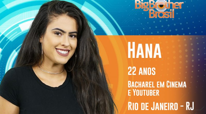 BBB 19: Hana participou do mobimento #EleNão e bomba nas redes sociais
