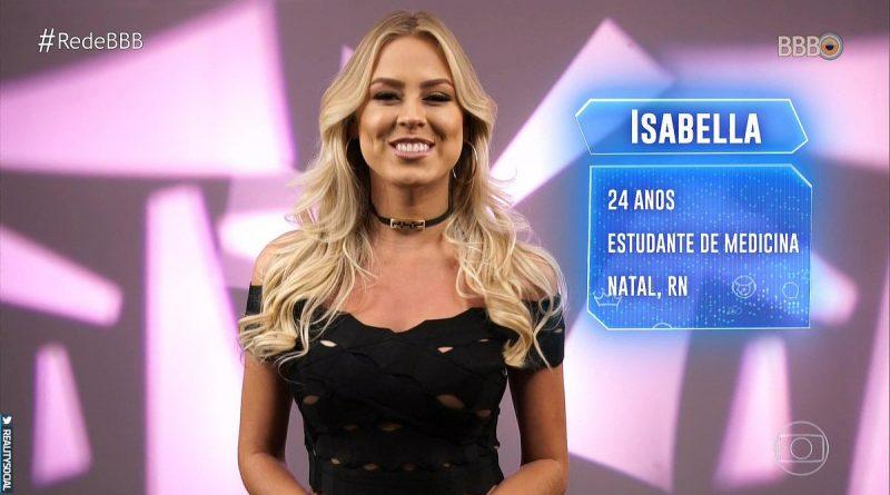 BBB 19: organização desmente que Isabella seja Miss RN 2016