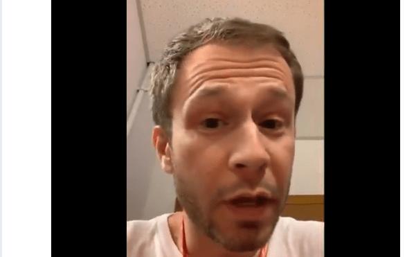 BBB19: Tiago Leifert conta o que aconteceu com o seu olho, que está vermelho