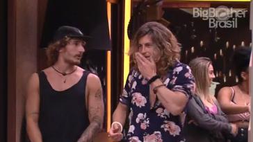 Tarzan italiano entra no BBB 19 e Alan reclama: 'Concorrente'