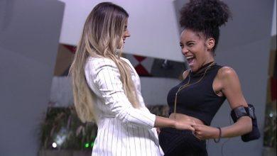 BBB 19: Gabi vai acompanhar Hariany, enquanto a família não chega