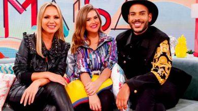 Eliana, Maisa e Hugo Gloss / Fotos: Gabriel Cardoso/SBT.