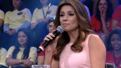 Paula Fernandes (Foto/reprodução TV Globo)