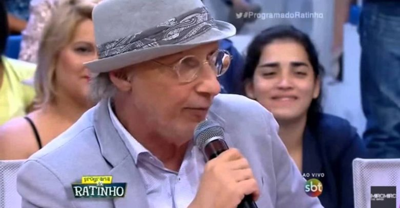 Arnaldo Saccomani, do Programa do Ratinho, é internado em estado grave