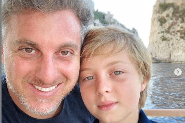 Benício, de 11 anos, sofreu um acidente enquanto praticava wakeboard