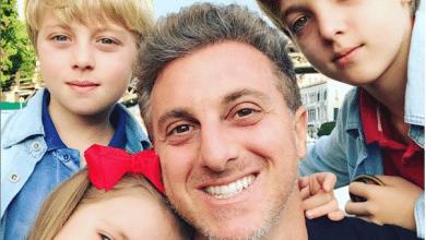 Filho de Luciano Huck e Angélica sobre acidente e está em estado grave