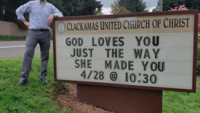 Pastor Adam Ericksen (Reprodução/Facebook)