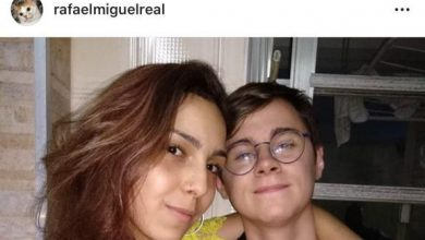 Isabela Tibcherani e Rafael Miguel