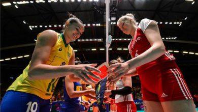 Brasil e Polônia duelaram na segunda semana da Liga das Nações (Divulgação/FIVB)