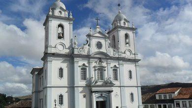 Catedral Metropolitana de Diamantina, Minas Gerais, Brasil