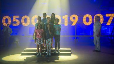 - Bastidores da gravação da campanha, com crianças de projetos beneficiados pelo Criança Esperança, Caco Barcelos e Ariel Goldenberg