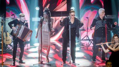 Michel Teló, Iza, Ivete Sangalo e Lulu Santos se apresentam no primeiro dia de 'Audições às cegas' Crédito: Gshow/Raquel Cunha