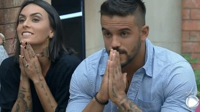 Clara e Coelho são os primeiros finalistas do Power Couple Brasil