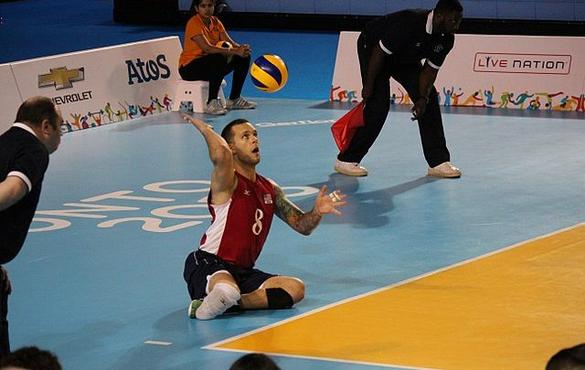 Sitting volleyball at the 2015 Parapan American Games