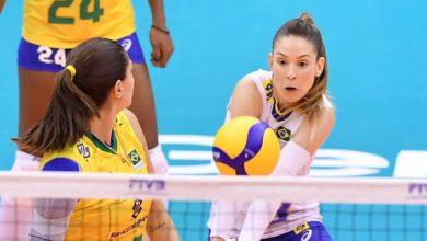 Brasil x Holanda jogam pela Copa do Mundo de vôlei feminino