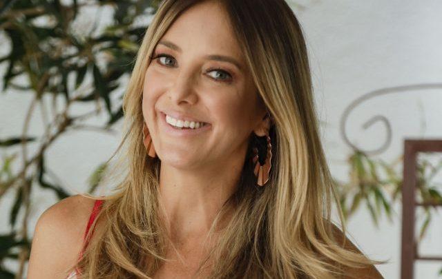 Ticiane Pinheiro, no reality show Troca de Esposas CRÉDITOS: Edu Moraes/Record TV ou Antonio Chahestian/Record TV