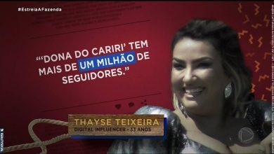 Thayse Teixeira - A Fazenda 11