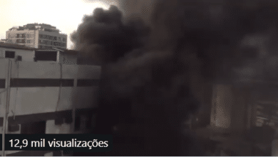 Incêndio no hospital Badim no Rio deixa pelo menos um morto