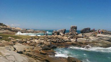 Pedras da Costa Azul em Rio das Ostras
