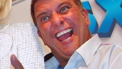 O ator e diretor brasileiro Jorge Fernando.