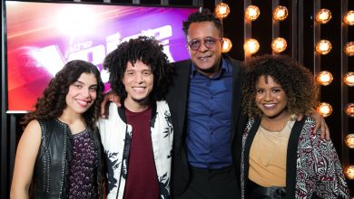 enquete Uol The Voice Brasil Foto: Lúcia Muniz, Willian Kessley, Tony Gordon e Ana Ruth, finalistas do 'The Voice Brasil' Crédito: Globo/Raquel Cunha