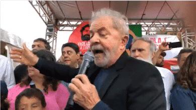 Lula Livre: veja vídeo completo do primeiro discurso