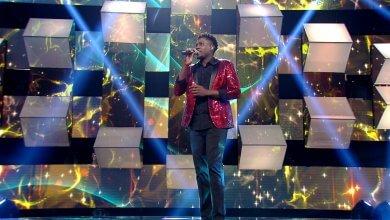 Franson vence o Canta Comigo, que bate recorde de audiência Crédito das fotos: Antonio Chahestian/Record TV e Divulgação/Record TV