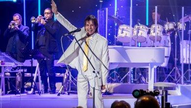 Roberto Carlos fala sobre o seu especial 2019 Especial Roberto Carlos na Ópera de Arame, em curitiba