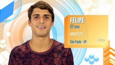 Felipe do BBB 2020: Instagram e Facebook