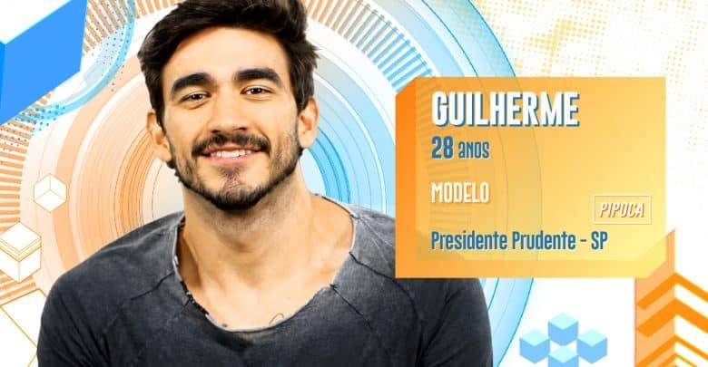 Guilherme do BBB 2020