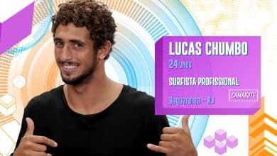 Lucas Chumbo do BBB 2020: Instagram e Twitter