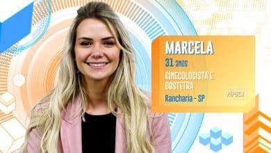 Marcela do BBB 2020