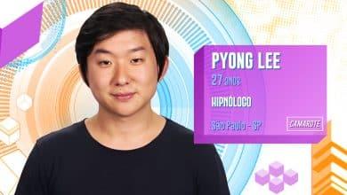 Pyong Lee do BBB 2020