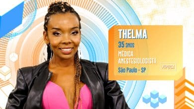 Thelma do BBB 2020