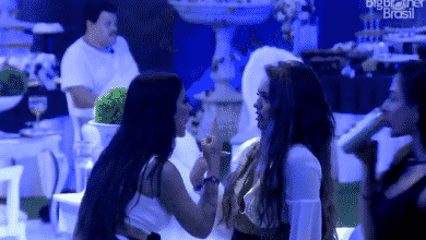 BBB 2020 tem treta entre Bianca e Rafa