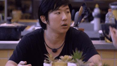 Preocupado, Pyong pergunta para Marcela do BBB 20: 'Eu sou macho hétero?'